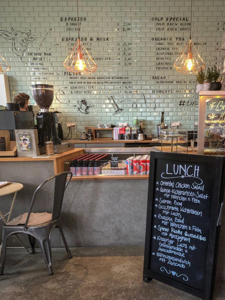 Düsseldorf: Nachhaltige Läden und Cafés