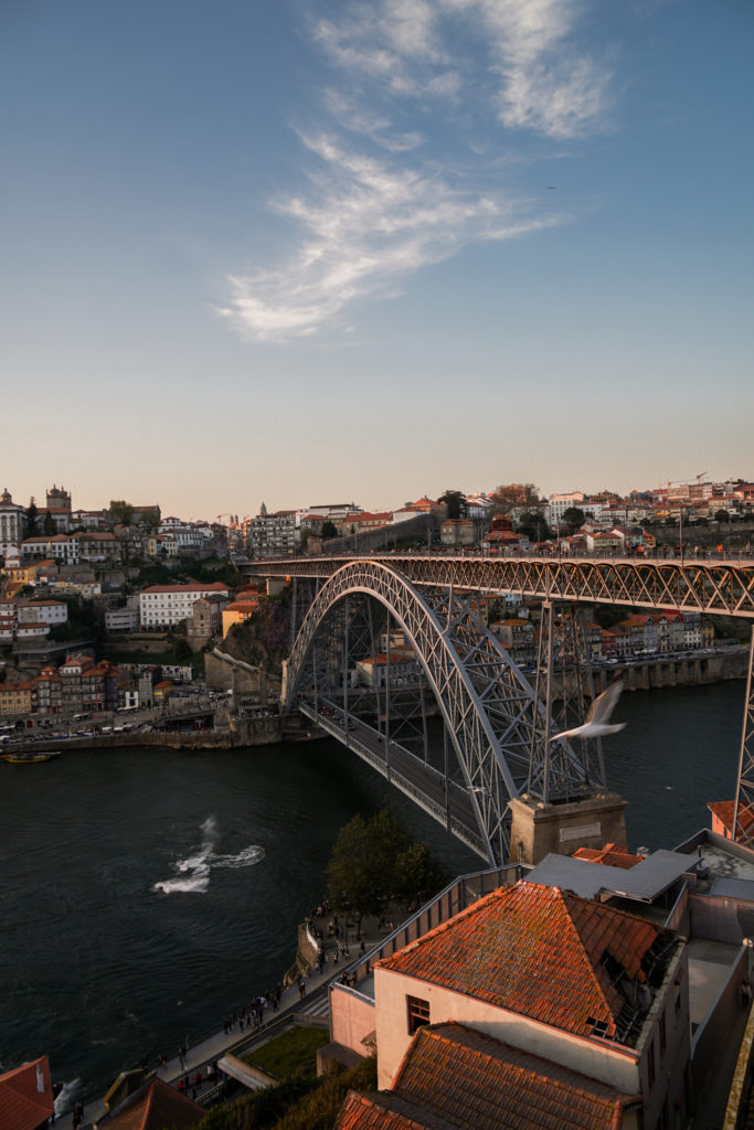 Dom Luís 5 Instagram Hotspots in Porto