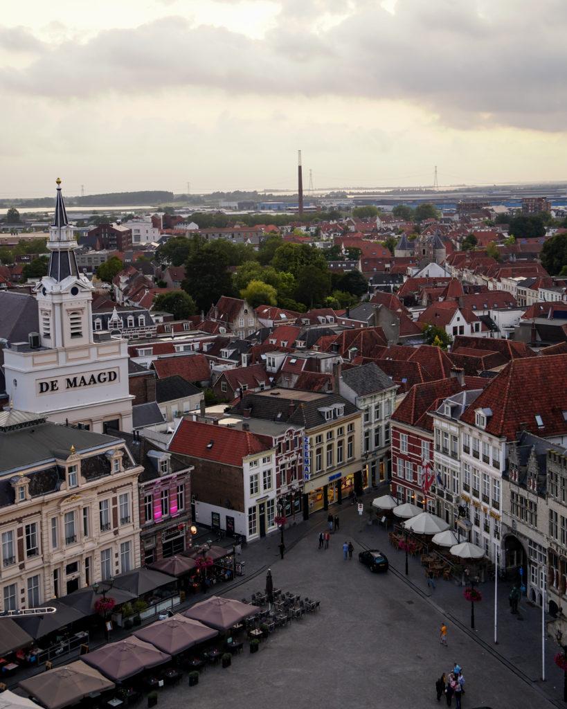 De Peperbus, Grote Mart Bergen Op Zoom