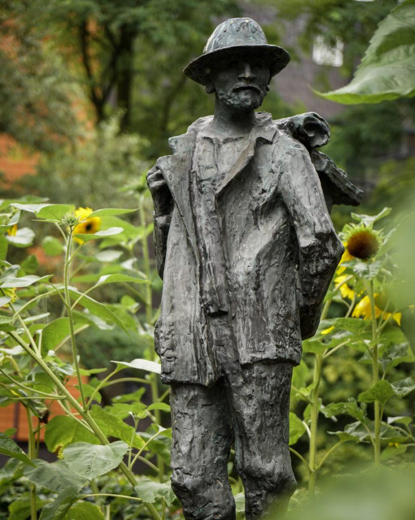 Tipps für ein perfektes Wochenende in Brabant, Etten Leur Van Gogh Denkmal