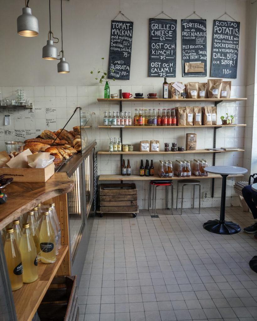Nachhaltige Städtereise nach Malmö , Söderberg & Sara