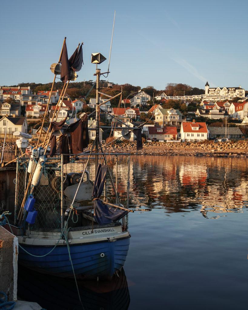 Mölle - ein malerisches Fischerdorf in Südschweden
