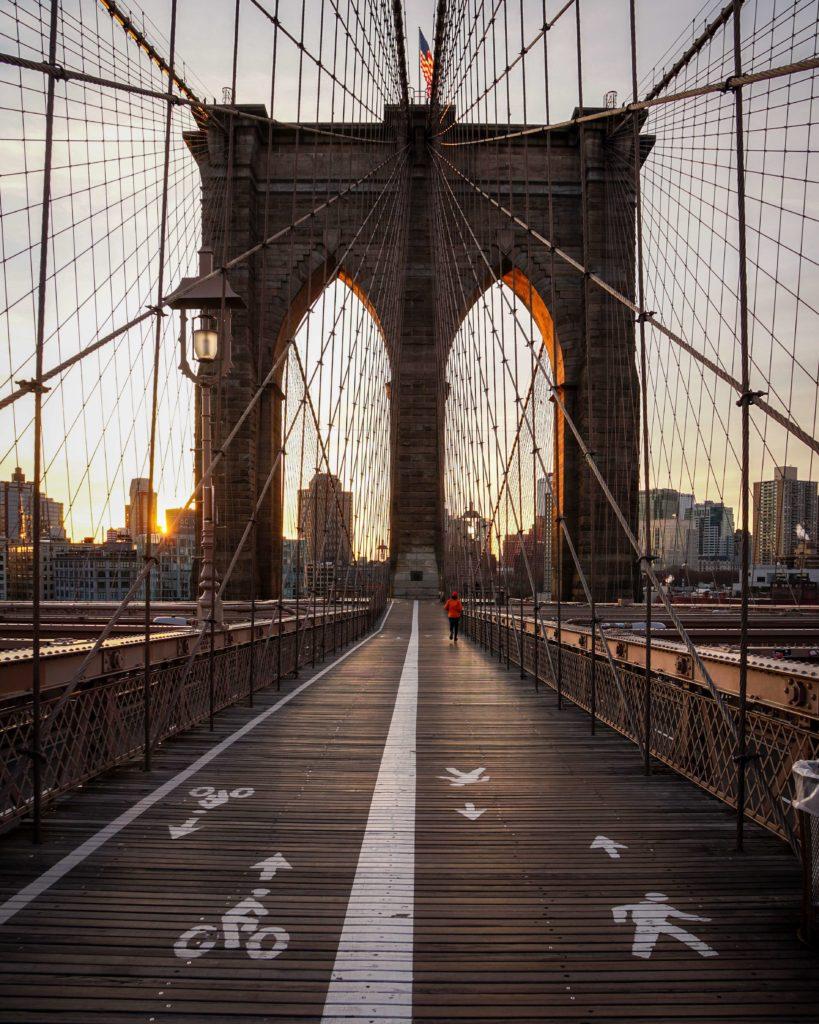Die schönsten Fotomotive für deine New York Reise, Brooklyn Bridge