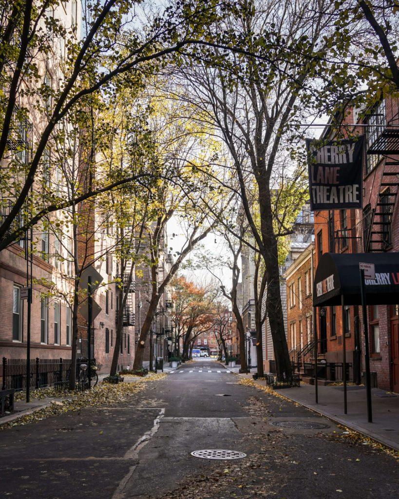 Die schönsten Fotomotive für deine New York Reise, Cherry Lane Theatre